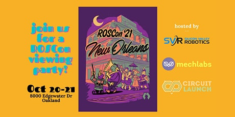 ROSCon '21 Viewing Party tickets