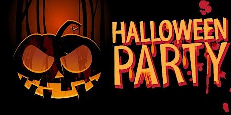 "FRI 10/29: ""HAUNTED PIER"" HALLOWEEN SILENT DISCO @ WATERMARK - PIER 15 NYC tickets"