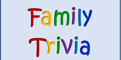 Virtual Family Trivia - Generation Connection tickets