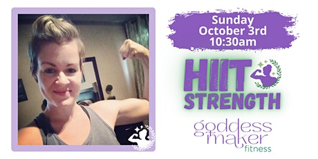 FREE CLASS! HIIT Strength @ Fabletics - Leawood tickets