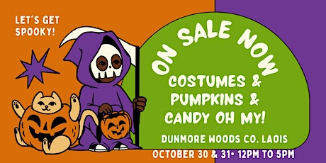 Costumes & Pumpkins & Candy Oh My! tickets