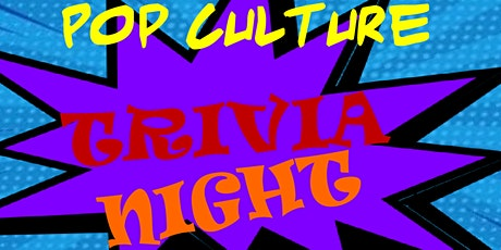 Pop Culture Trivia Night tickets