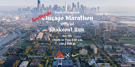 Official Chicago Marathon Shake-out Run Southside Edition tickets