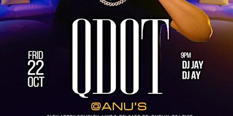 Vibes on Vibes W/ QDOT tickets
