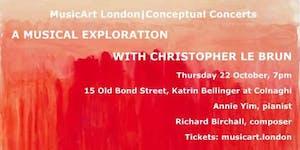 MusicArt London Launch Concert -  A Musical...