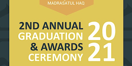 2nd Annual Graduation & Awards Ceremony tickets