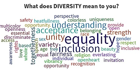 October Embracing Diversity & Inclusion Community Conversations tickets