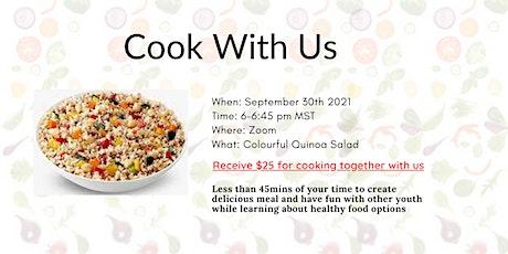 Healthy Cooking Workshop tickets