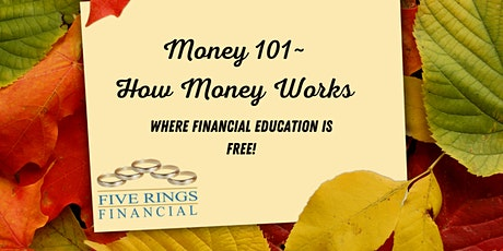 Money 101 Workshop Virtual Edition tickets