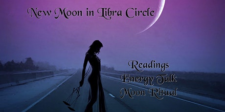 New Moon in Libra Circle tickets