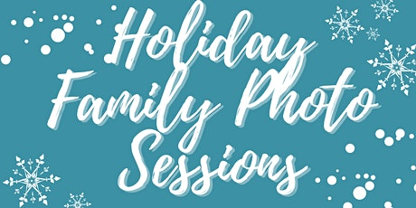 2021 SEPAC Holiday Family Photo Sessions tickets