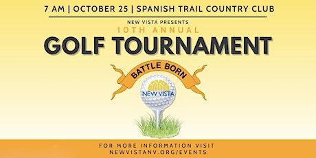 New Vista's 2021 Battle Born - Golf Fundraising Tournament tickets