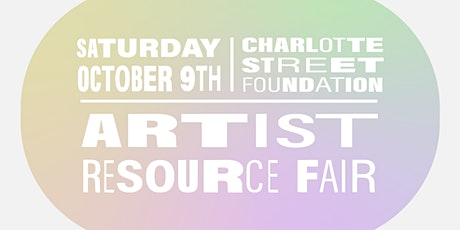 Artist Resource Fair tickets