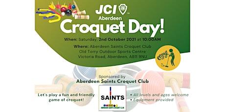 JCI Aberdeen Croquet Day! tickets