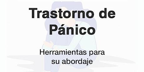 Seminario TRASTORNO DE PÁNICO (Octubre 2021) entradas