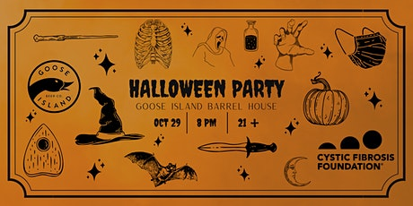 HALLOWEEN PARTY AT GOOSE ISLAND tickets