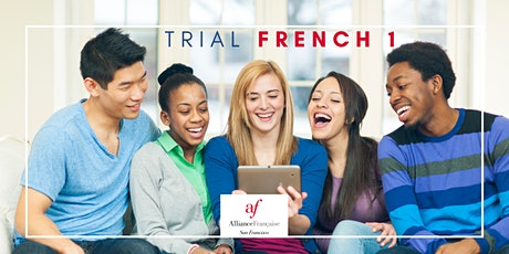 Trial class - French 1 - Teens tickets