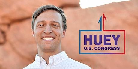 Nick Huey's Congress Campaign Kickoff! tickets