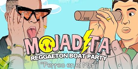 MOJADITA Reggaeton Boat Party | October 16th tickets