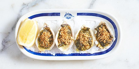 $1 Oysters At the Bar Everyday! tickets