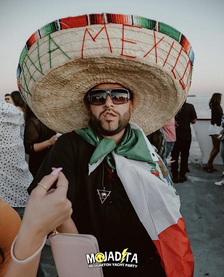 MOJADITA Reggaeton Boat Party | November 13th image