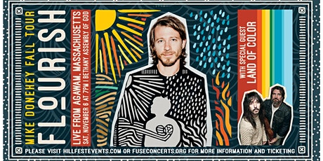 Mike Donehey Fall Tour: Flourish tickets