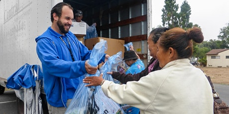 Volunteer at San Bernardino City Mission tickets