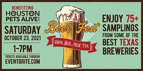 Kirby Ice House Texas Beer Fest tickets