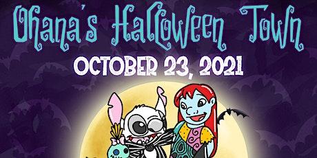 Ohana's Halloween Town Event tickets