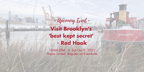 Visit Red Hook with AWNY tickets