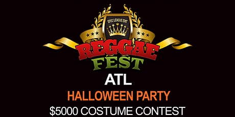 Reggae Fest ATL Halloween $5000 Costume Contest at Believe Music Hall tickets