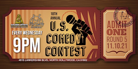 U.S. Comedy Contest at the Comedy Chateau (11/10) tickets
