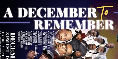 A December to Remember Quartet Celebration tickets