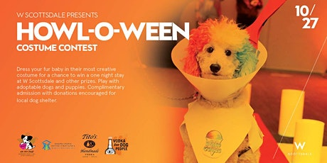 Howl-O-Ween Dog Costume Contest tickets