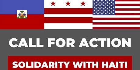 I Stand with Haiti tickets