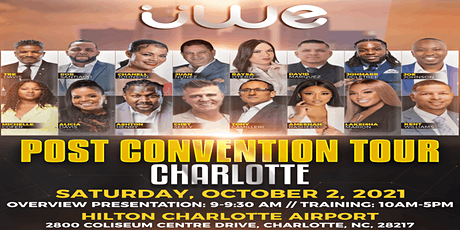 UWE Post-Convention Tour - Charlotte tickets