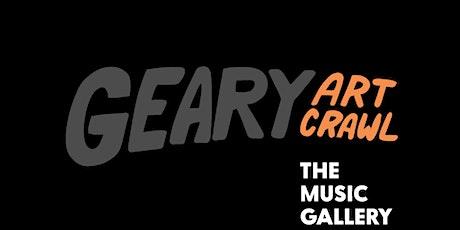 1190 Dupont Saturday  - The Music Gallery - Uma Nota-  Geary Art Crawl tickets