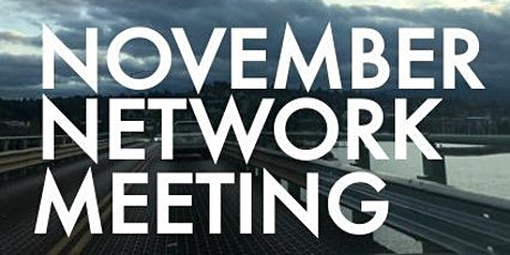 Annual  Network Planning Meeting tickets