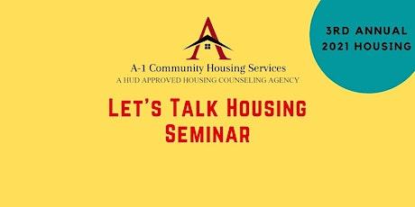3rd Annual 2021 Housing Fair tickets