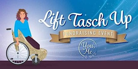 Copy of LIFT TASCH UP Fundraising  - Tasch's Lockdown Hamper tickets