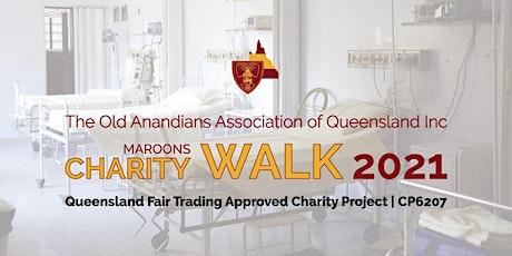 Maroons Charity Walk 2021 tickets