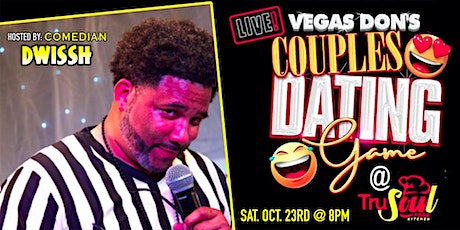 Dating Game Date Night & Dinner for Two tickets