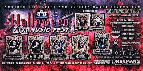 HALLOWEEN FEST  (Live Music, Costume Contest, Fashion, Burlesque, Dj & More tickets