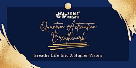 SOMA Breath Quantum Activation Breathwork tickets