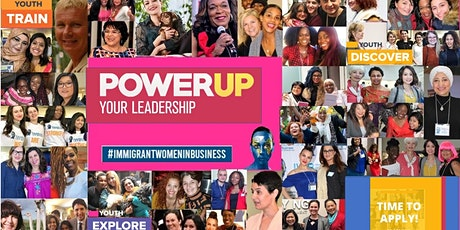 Networking. Power Up Your Leadership. Training Program for Youth tickets