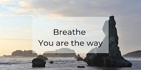 ONLINE Breathwork Class ~ An Active Meditation entradas