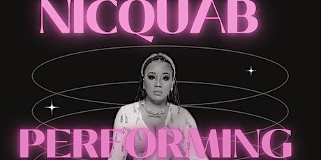 Rocktober-NYC Presents NicquaB Spokenword Artist tickets