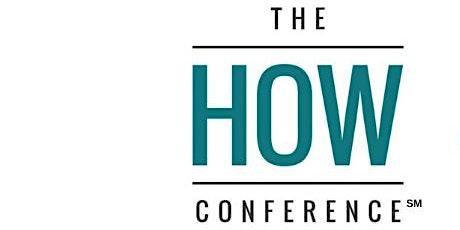 TheHOWConference VIRTUAL Event - Edinburgh tickets