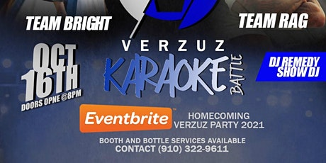 GSE X BM: HOMECOMING KARAOKE VERSUS PARTY W/ PAINT N  SIP and AFTERPARTY tickets