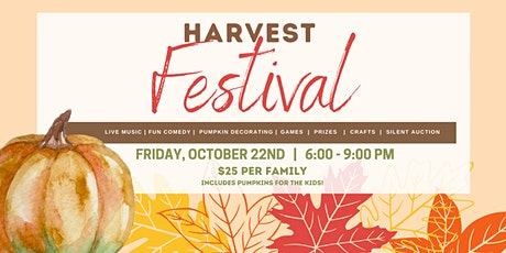 Towers  Virtual Harvest Festival tickets